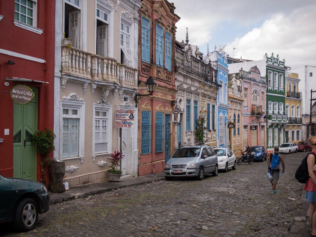 Streets of Santo Antônio
